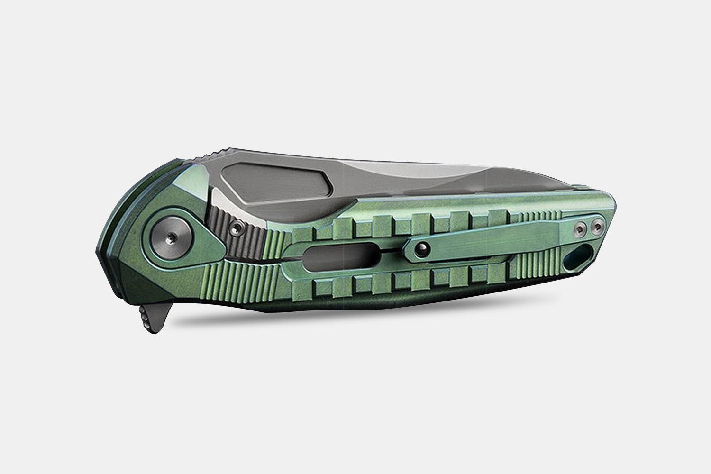 Rike Knife Thor 3 Integral Frame Lock Folder