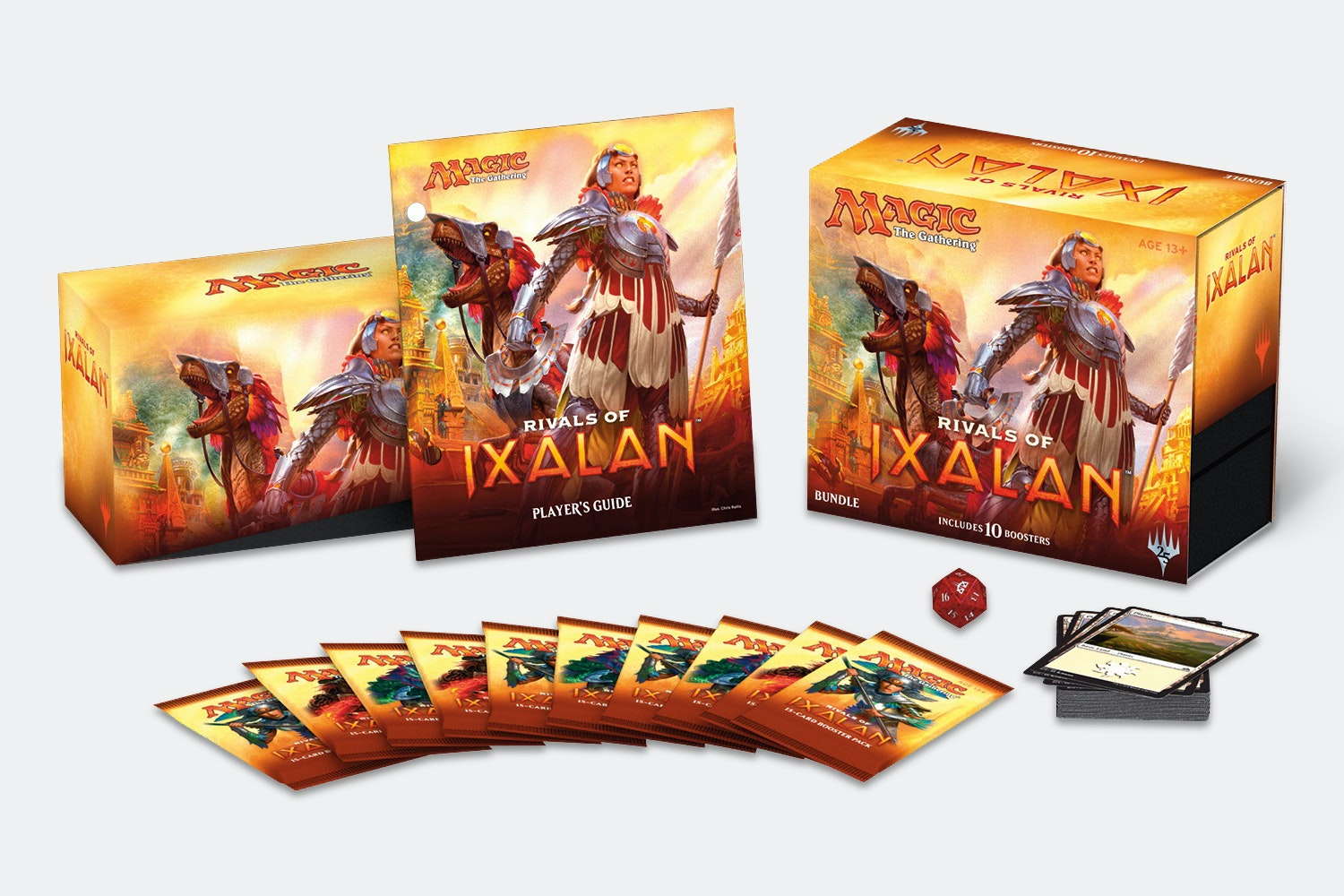 Rivals of Ixalan Fat-Pack Preorder