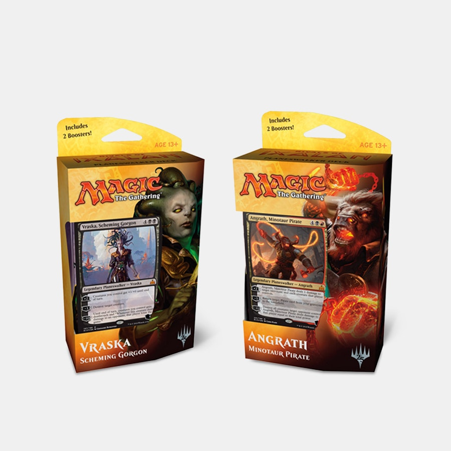 Rivals of Ixalan Planeswalker Decks (2-Pack)