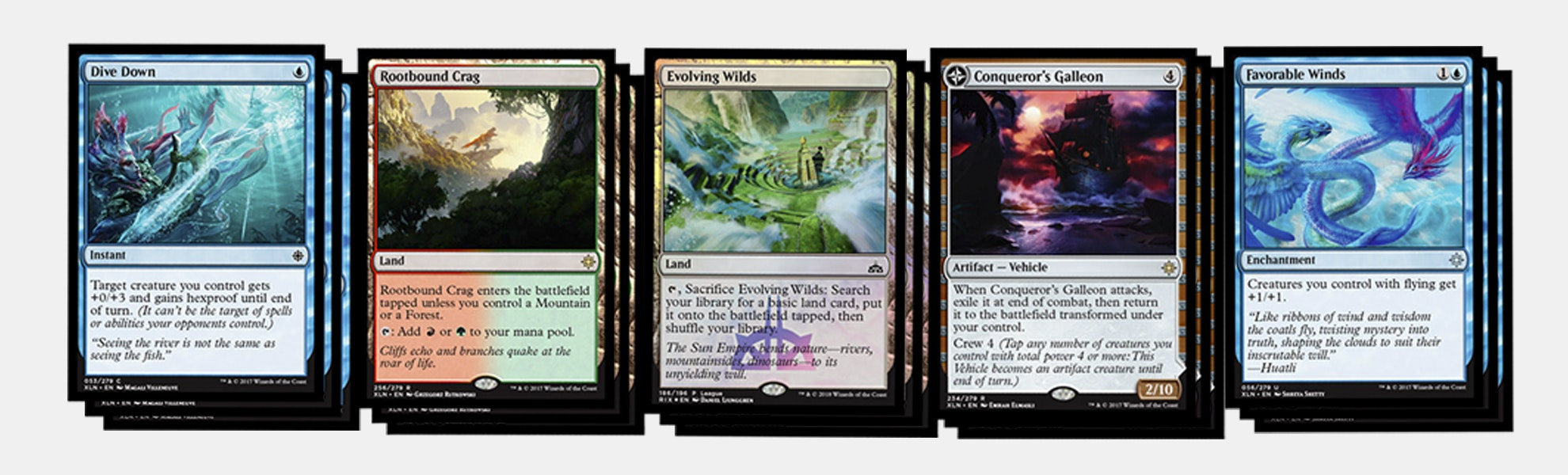 Rivals of Ixalan Playset Pack Preorder