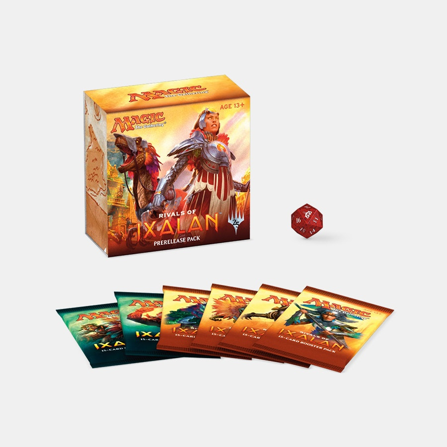 Rivals of Ixalan Pre-Release Kit Preorder