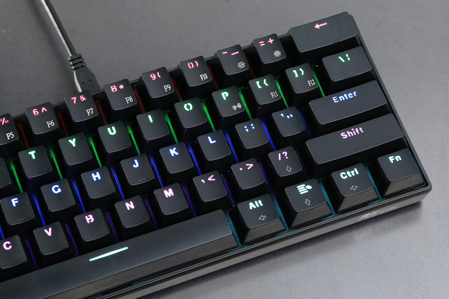 RK61 Bluetooth Mechanical Keyboard (rev2)