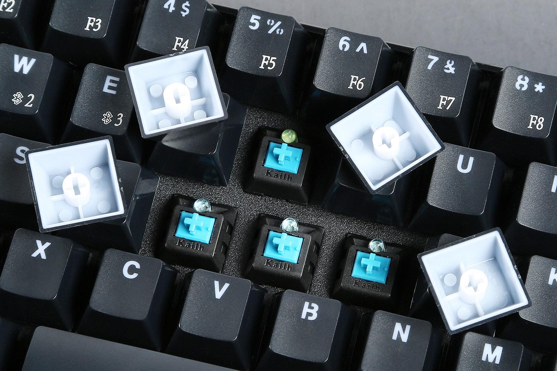 RK61 Bluetooth Mechanical Keyboard (rev2)