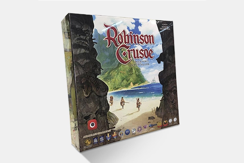 Robinson Crusoe: Adventures on the Cursed Island 2E