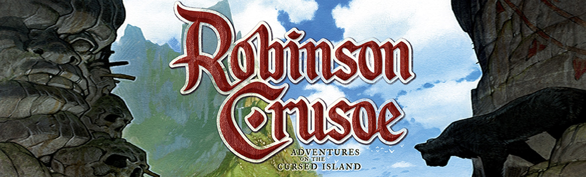 Robinson Crusoe: Adventures on the Cursed Island 2E