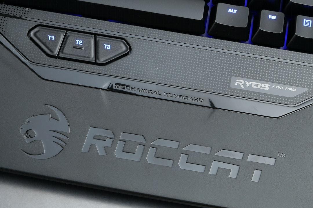 Roccat Ryos MK / TKL Pro Gaming Mechanical Keyboard
