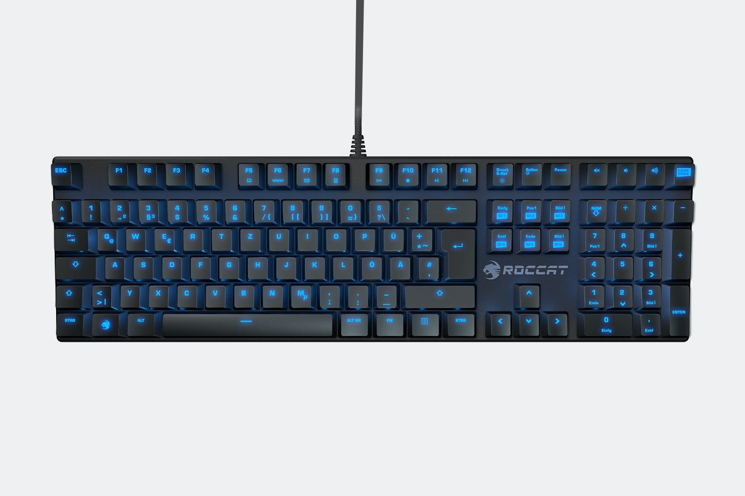 Roccat Suora with TTC Brown switches  (- $30)