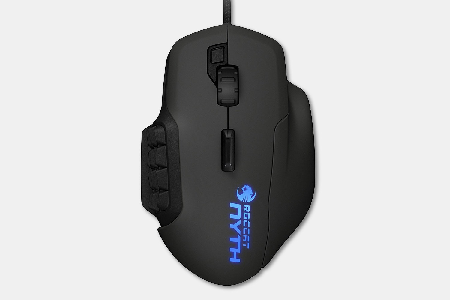 Nyth Modular Mmo Gaming Mouse - Black (+ $15)