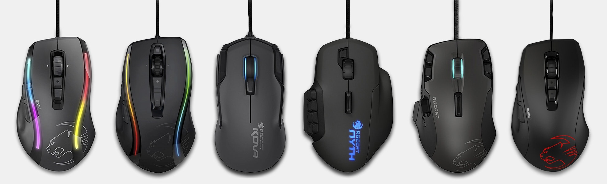 Roccat Gaming Mice