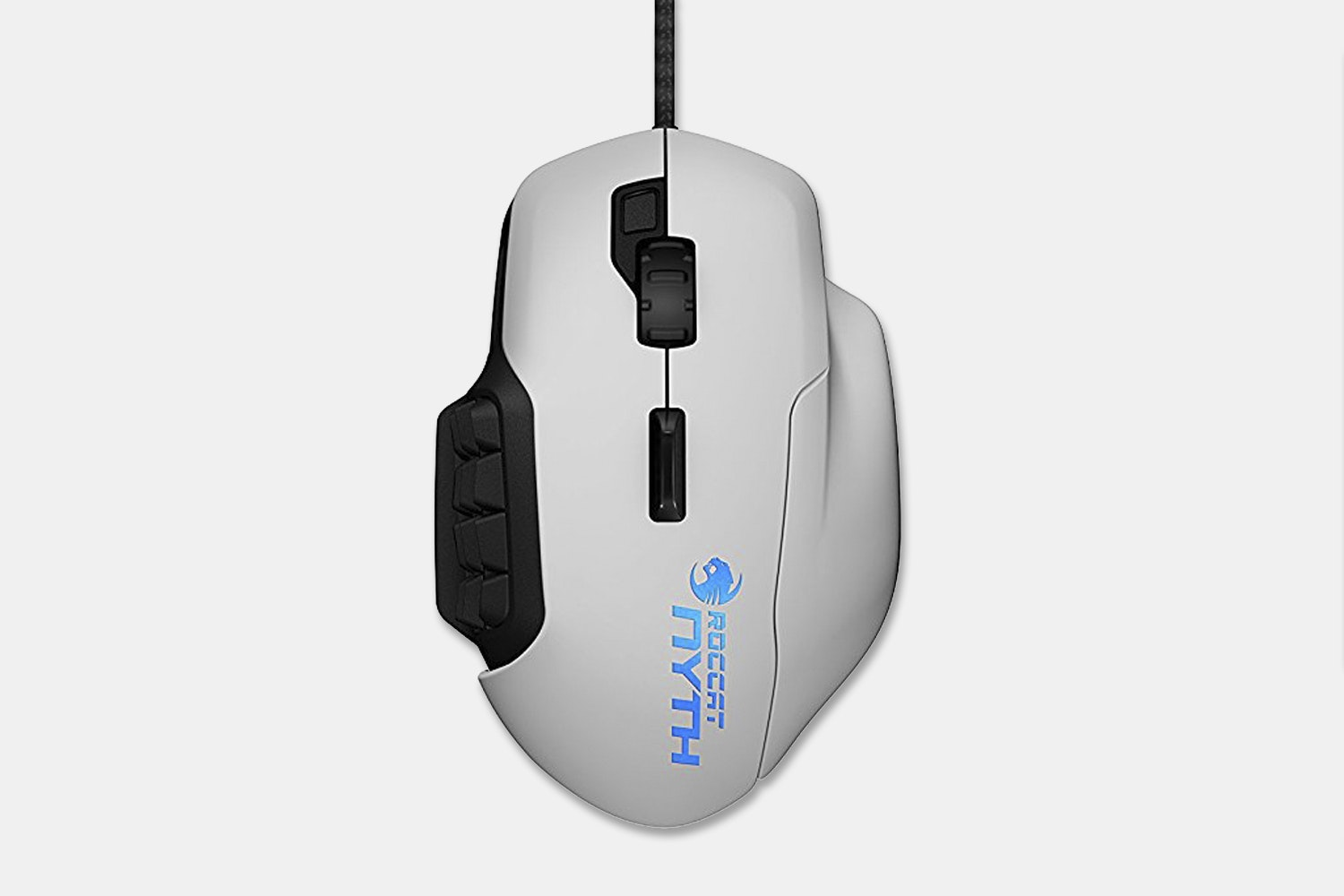 Nyth Modular Mmo Gaming Mouse - White (+ $15)