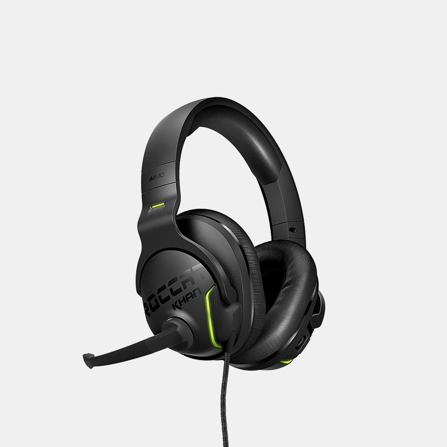 Roccat Khan AIMO 7.1 HiRes Headset – Product Launch