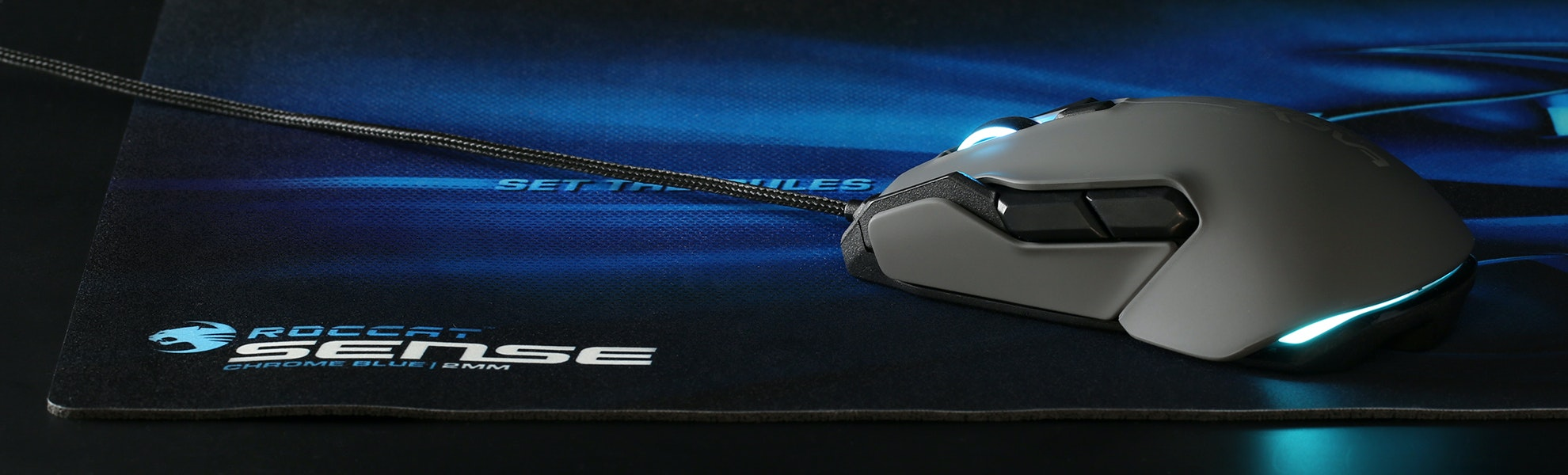Roccat Kova - Sense Mousepad Bundle