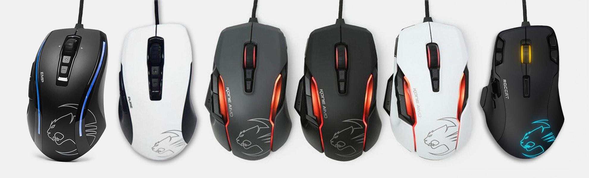 Roccat Owl-Eye Optical Gaming Mice
