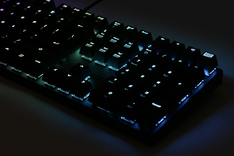 Roccat Suora FX RGB Mechanical Gaming Keyboard