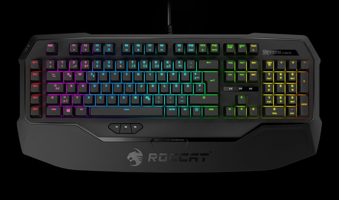 Roccat Ryos MK FX RGB Mechanical Gaming Keyboard