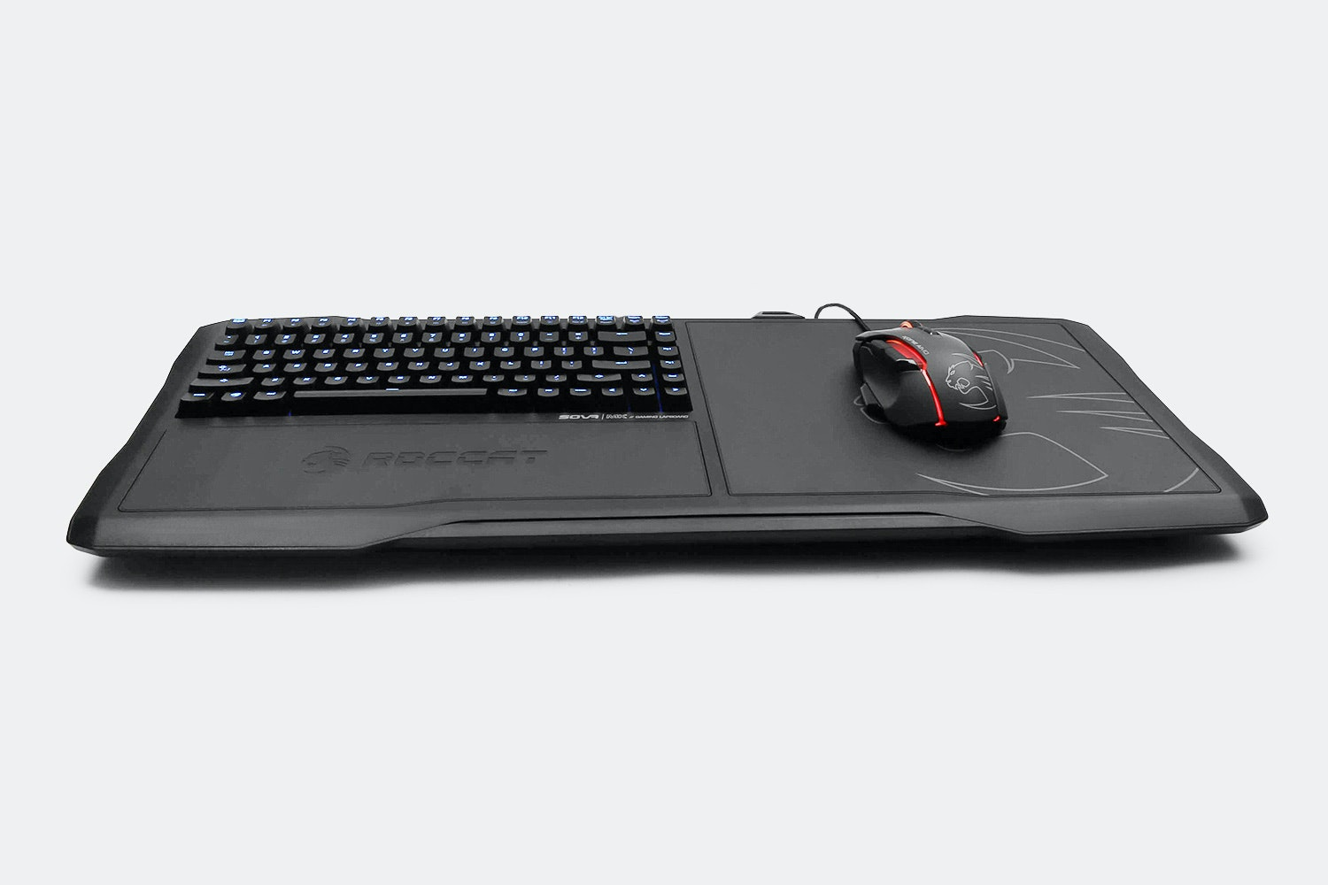Roccat Sova Mechanical Lapboard & Aimo RGB Mouse