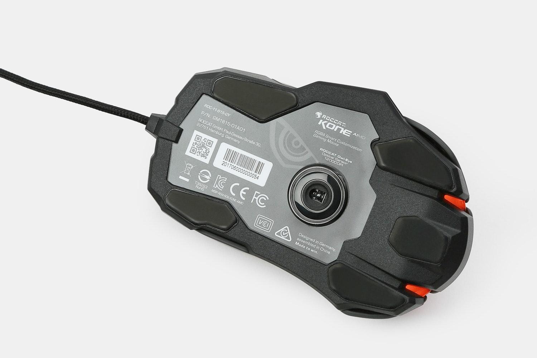 Roccat Sova Mechanical Lapboard & Aimo RGB Mouse