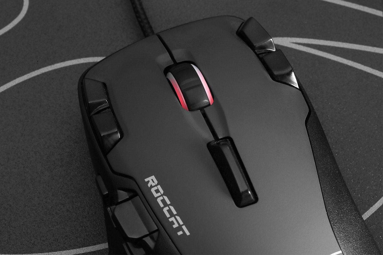 Roccat Sova Mechanical Lapboard & Tyon Laser Mouse