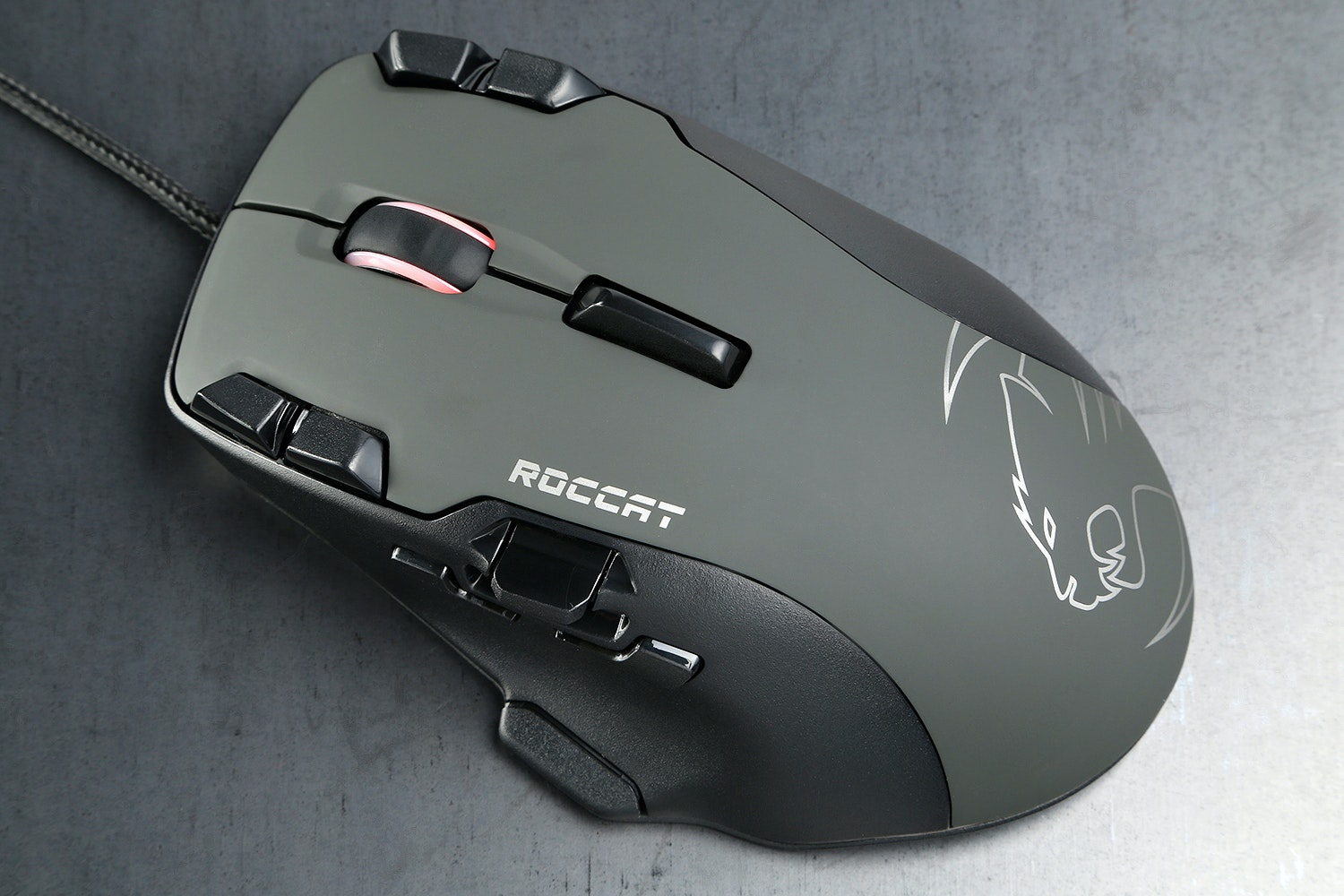 Roccat Tyon Multi-Button Laser Gaming Mouse