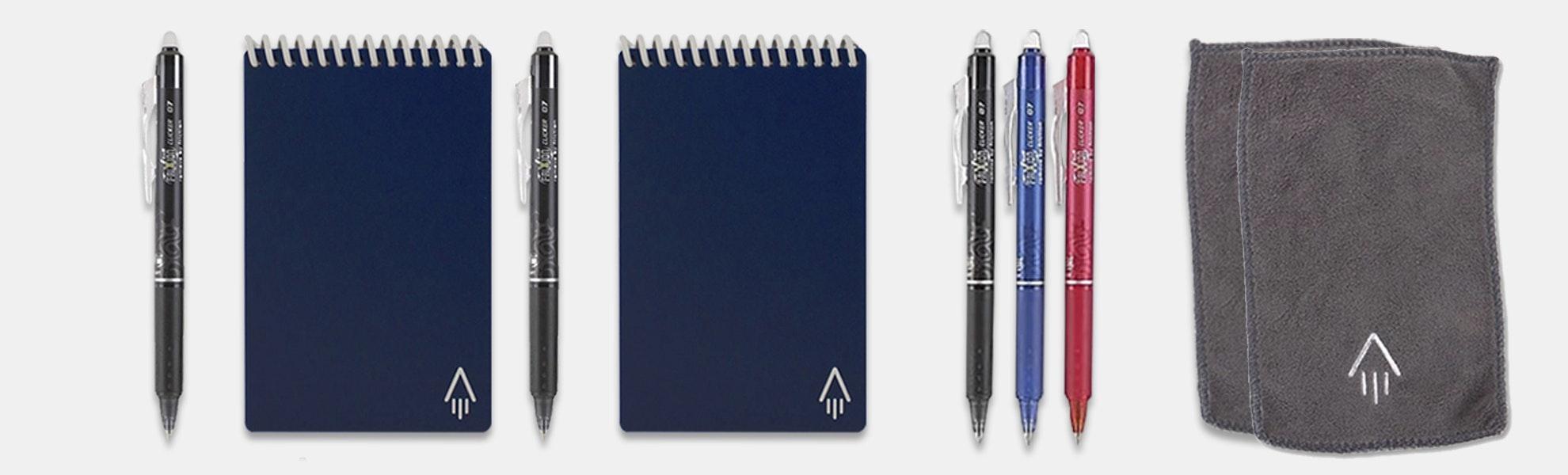 Rocketbook Everlast Mini Smart Notebook (2-Pack)