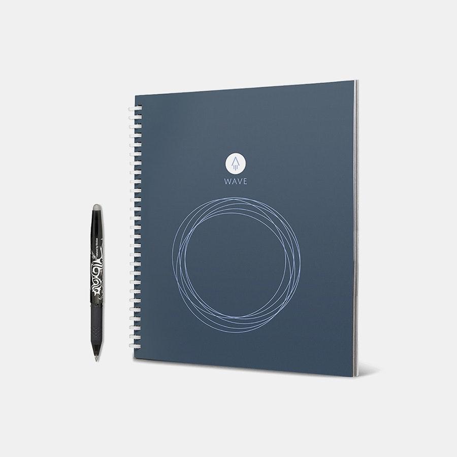 Rocketbook Wave & Everlast Smart Notebooks (2-Pack)
