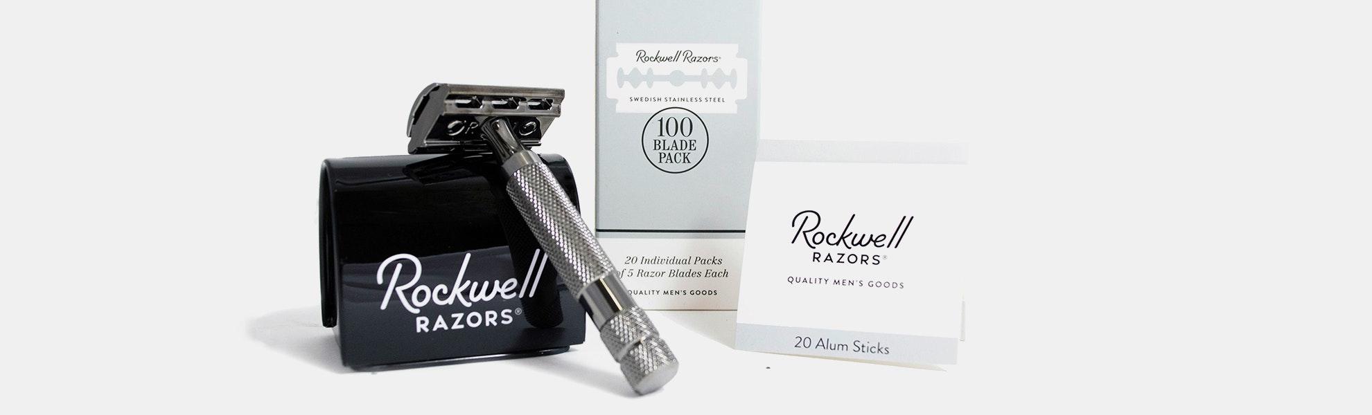 Rockwell 6C Razor Gunmetal