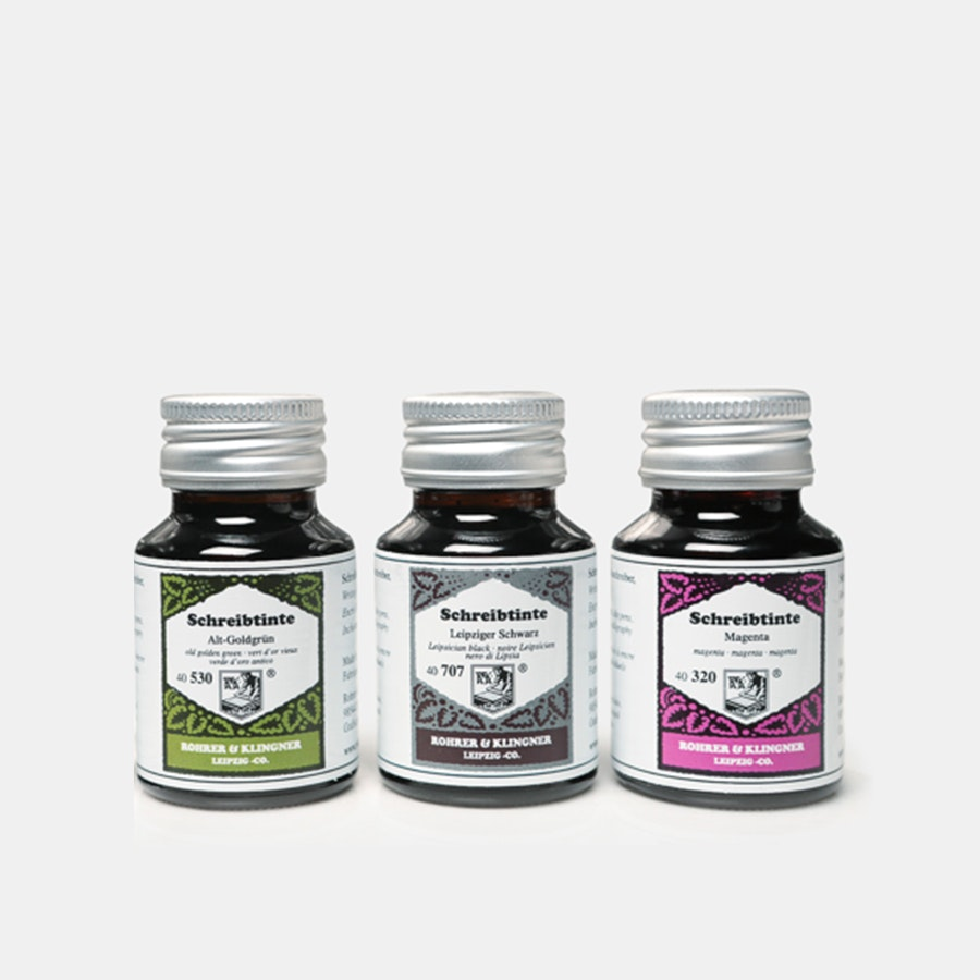 Rohrer & Klingner Writing Ink (3-Pack)