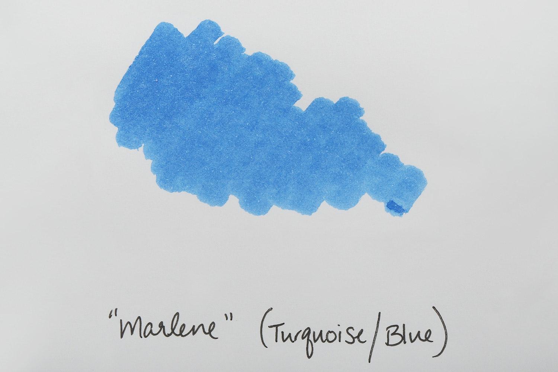 Marlene (Turquoise/Blue)