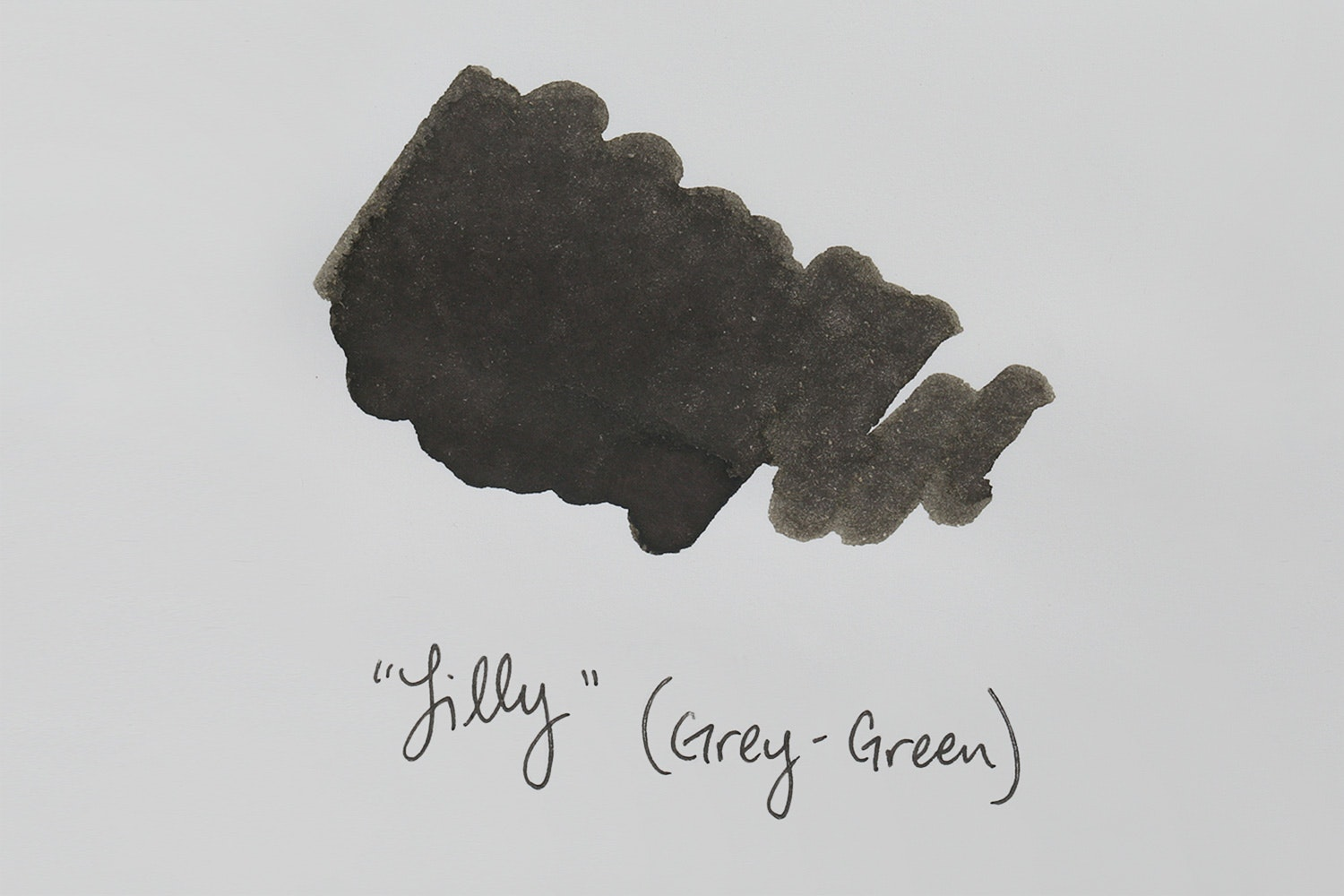 Lilly (Grey-Green)