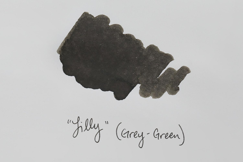 Lilly (Grey-Green)
