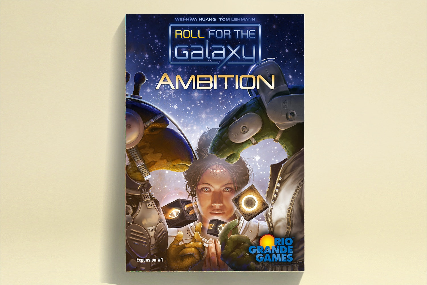 Roll for the Galaxy Bundle