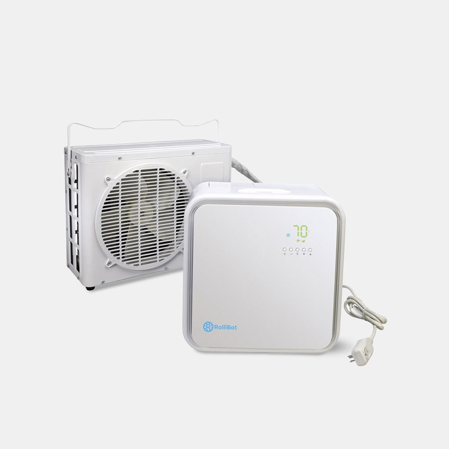 RolliCool App-Enabled 10,000 BTU Mini Split AC Unit