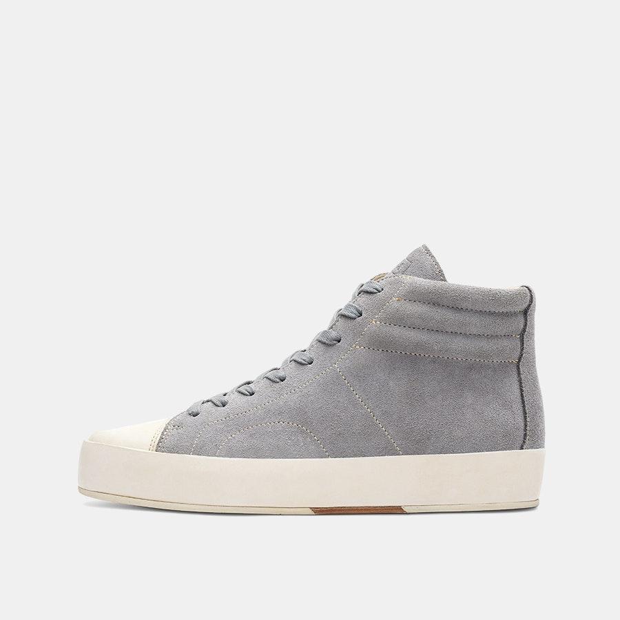 Rone Footwear Eighty Six Suede Hi-Top Sneaker