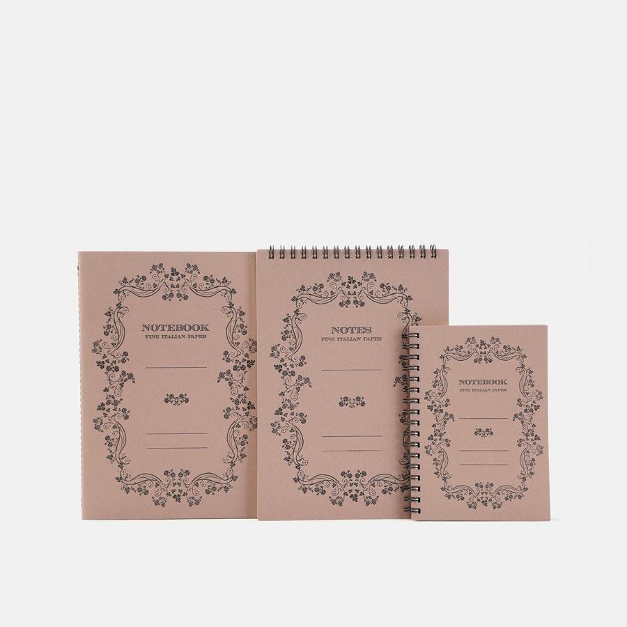 Rossi Italian Notebooks Bundle