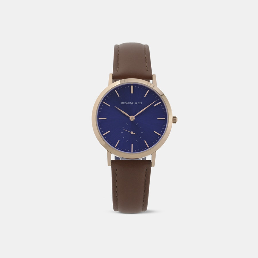 Rossling & Co. Modern 36 Quartz Watch