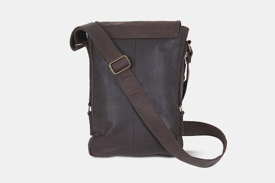 Rothco Brown Leather EDC Bags
