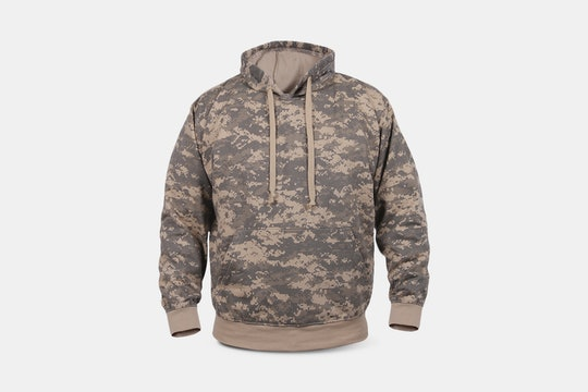 Rothco Camo Pullover Hoodie