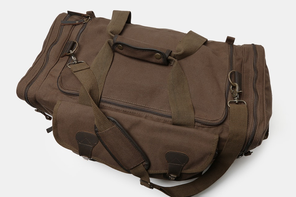 0cf2a517af Rothco Long Weekend Bag
