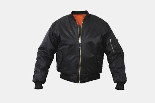 Rothco MA-1 Flight Jacket (New Colors)