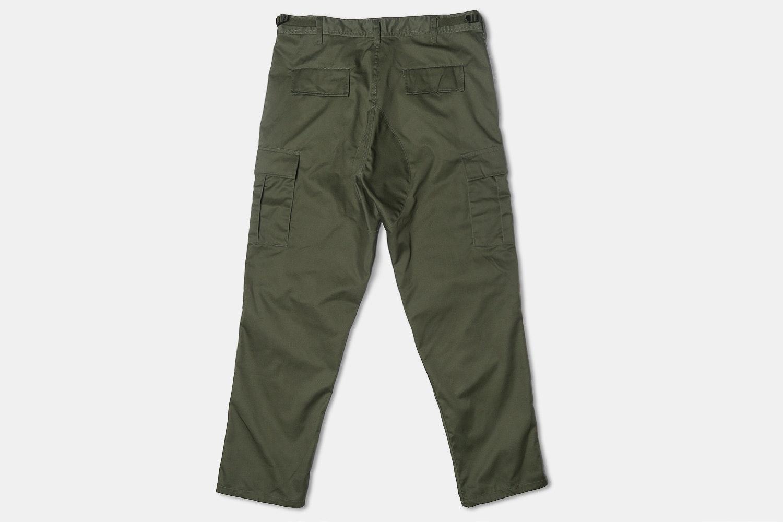 Rothco Tactical BDU Pants: Camo & Solid