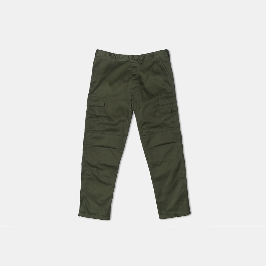 Rothco Tactical BDU Pants: Camo & Solid