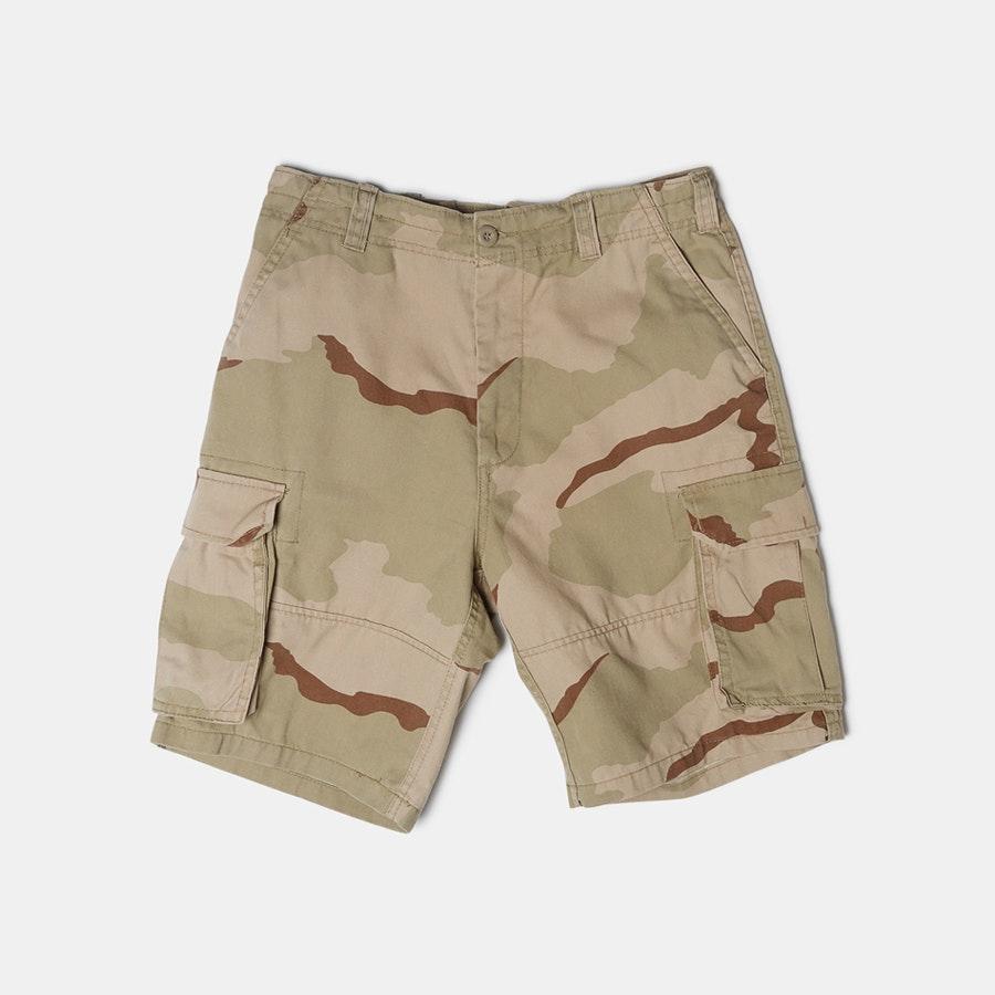 Rothco Vintage Paratrooper Camo Cargo Shorts