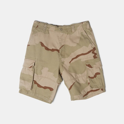 e4d48bfd56 Rothco Vintage Paratrooper Camo Cargo Shorts | Price & Reviews | Drop  (formerly Massdrop)