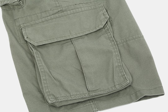 Rothco Vintage Paratrooper Cargo Shorts