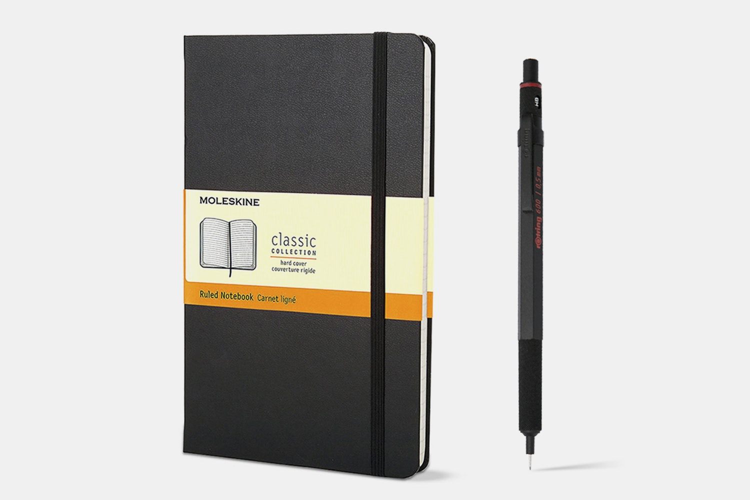 Rotring 600 Drafting Pencil Bundle