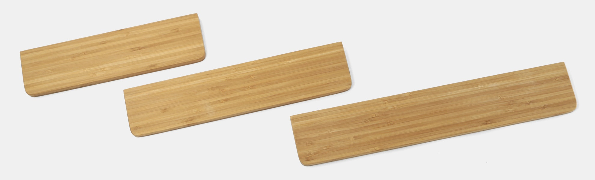 Royal Glam Bamboo Wrist Rests