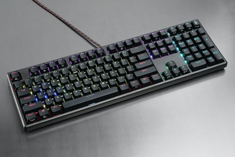 RC930-108 RGB Electro Capacitive Keyboard (2nd Gen)   Price & Reviews   Massdrop