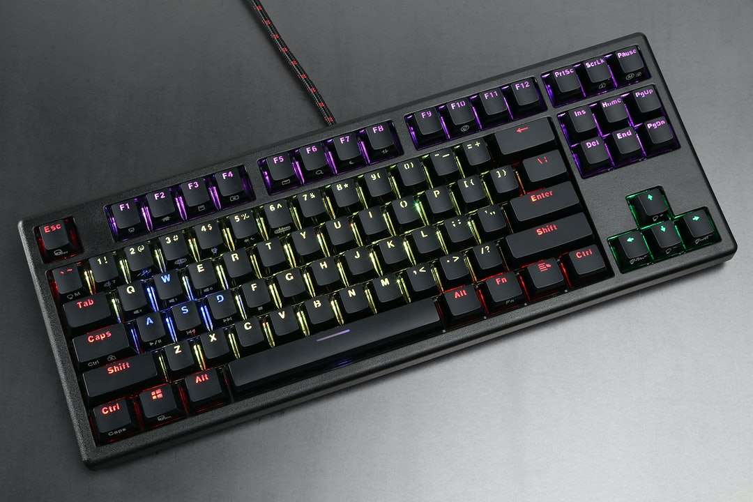 RC930-87 RGB Electro Capacitive Keyboard (2nd Gen)