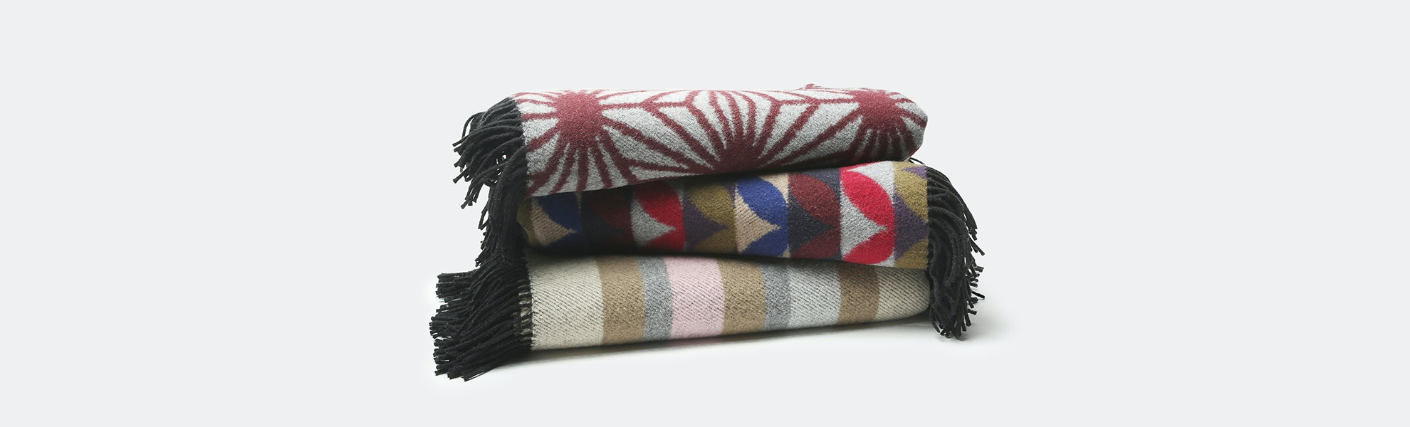 Royal Speyside Cashmere-Blend Throws