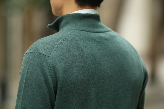 Royal Speyside Classic Zip Cashmere Sweater